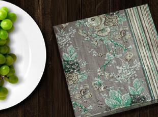 【东游记 餐巾纸】三层艺术图案印花餐巾纸/方纸巾-怀念,