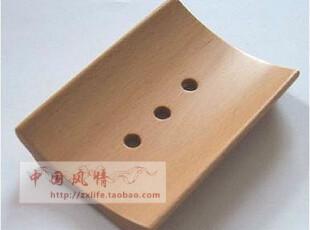 天然实木出口日本创意时尚手工木制肥皂盒肥皂垫肥皂架木皂架皂盒,浴室垫,