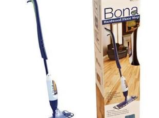 简单的奢华 柏纳实木地板清洁上光保养喷雾拖把懒人用 限时9折,