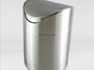 不锈钢垃圾桶 桌面垃圾桶 全钢垃圾桶 SF-00872,