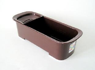 日本进口 浴室收纳盒 双位皂托 双位皂盒,浴室储物,