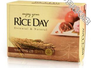 韩国CJ大米皂 思美兰石榴皂 洁面皂 清洁皂 香皂 柔 609049,