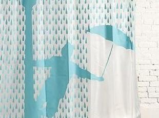 【纽约下城公园】 Jan Habraken 设计室 雨中曲浴帘,