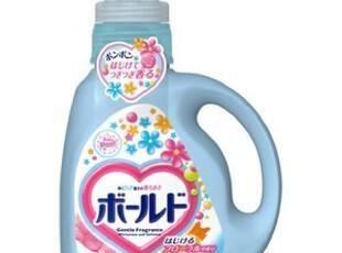 日本原装进口P&G洗衣液含天然柔顺剂(不含荧光剂)900毫升瓶装,
