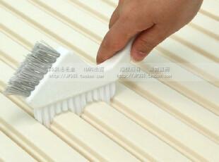 日本AISEN 缝隙刷 多用途卫浴刷 去污刷 地板刷 厨房刷子 BKA04,