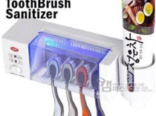 『韩国进口家居』T628 健康实用紫外线消毒牙刷收纳挂架 A款,浴室储物,
