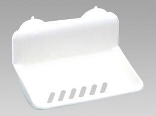 日本LEC 卫浴收纳盘 香皂盒欧式 洗漱置物架 浴室皂盒卫浴置物架,浴室储物,