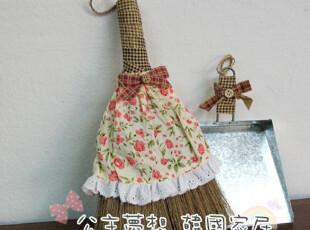 ★公主梦想★韩国家居*田园风*穿裙子的可爱床扫除尘扫套装*C1564,
