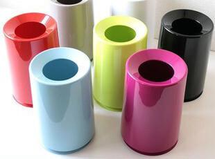 清仓 家用垃圾桶 日式时尚创意 收纳桶 垃圾筒,浴室储物,