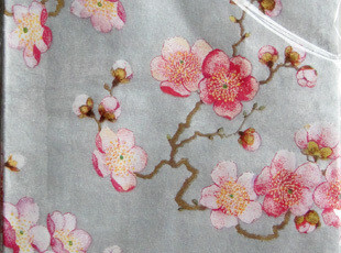 Silver plum blossom盛开的樱花(银)餐巾纸Casp.进口纸巾彩色,