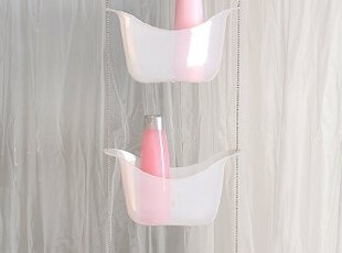 美国代购 urban outfitters Super Shower Storage 浴室置物架,