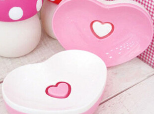 心心相印香皂花  我心有你香皂盘 心有所牵香皂盘,