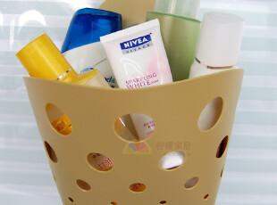 柠檬家居 纳川良品 吸盘式杂物架 厨房浴室挂件/杂物袋 肥皂盒架,