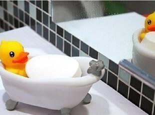 香港Semk Luft正品 B.Duck小鸭肥皂盒 让你开心的感觉 圣诞礼物,