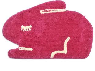 2012新款入 mattys动物超细纤维造型地垫/地毯 多款选 0.3KG,浴室垫,