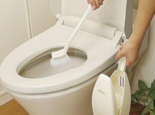 日本LEC 马桶刷 卫浴清洁用具 优质马桶刷子 内侧清洁刷(套装),马桶配饰,