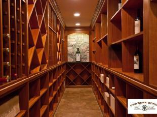 ,传统格调,酒窖,