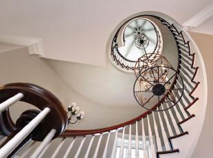 ,传统格调,楼梯,
