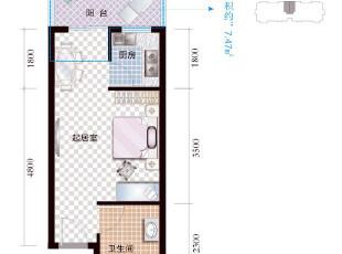 北京卡斯摩小院20-30万装修_设计效果图 – 谷居网图片