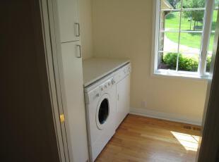 ,现代主义,洗衣房,