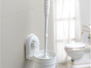 乐享正品 创意卫浴 强力吸盘卫生间马桶刷套装浴室洁厕刷卫浴用品,马桶配饰,