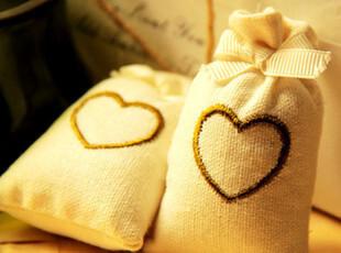 Black Rose布质米袋小香包香囊 衣柜香袋香熏袋,
