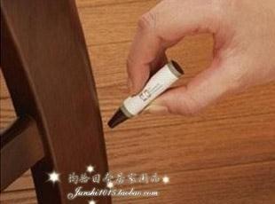 日本LEC划痕伤修复蜡/家具修复 补漆笔/修补蜡笔(4色入),