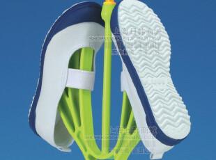 日本进口inomata晾鞋架 晒鞋子架 日本l晾晒家居用品 3121白 绿,