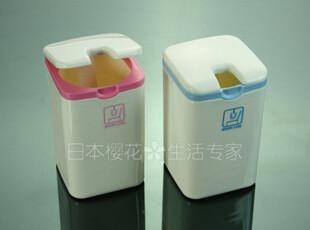 日本进口 桌面迷你垃圾桶 车载垃圾桶 小物收纳 刷子收纳,浴室储物,