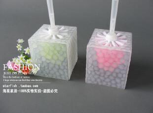 5105水立方/马桶刷/塑料马桶刷/透明马桶刷/带底座 0.2,马桶配饰,