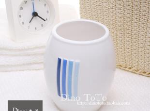 特价促销 陶瓷卫浴浴室个人洗护清洁用具漱口杯口杯子 现货实拍,