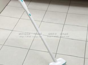 日本AISEN 长柄清洁刷 去污刷 地板刷 瓷砖缝隙刷 3用途刷 BGA07,