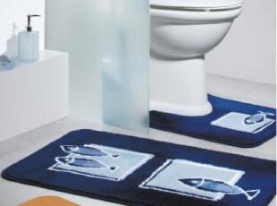 欧洲卫浴spirella 卡通鱼浴室地垫 干脚垫 垫子,浴室垫,