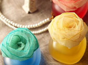 法国 秘密花园香薰系列 无火香薰 玫瑰染色渐变 八款选,