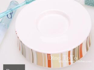 冲冠亏本特价促销 外单陶瓷卫浴洗漱用品肥皂碟香皂碟子 厂销实拍,