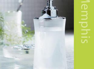 欧洲精品卫浴*商场专柜SPIRELLA梦菲斯磨砂系列四件套,