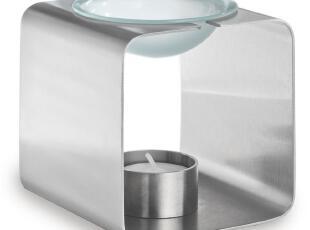 德国Blomus不锈钢 aromatherapy burner简约香薰灯 65073 实拍图,