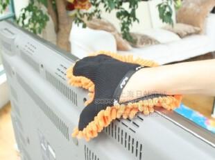 日本山崎舒舒susu快手擦 手套擦拭巾 除尘吸水擦L M号右手用,