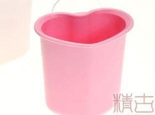 特价促销 日本进口吸壁盒 卫浴置物盒 可爱心型牙膏架 收纳盒,浴室储物,