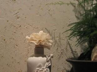 美国 senerity 200ml 高档香薰礼盒 无火香薰礼盒 浮雕白瓷精油瓶,
