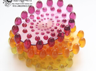 出口韩国软胶皂盒 珍珠香皂盒 肥皂盒 紫色橙色绿色小巧透明精致,