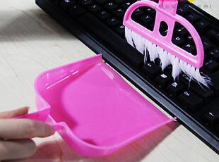 千度悠品★创意家居 迷你桌面扫 清洁刷 键盘刷,