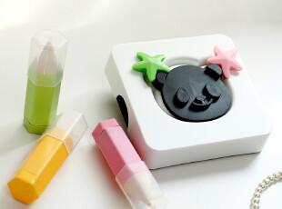 熊猫饭团压花器+神奇美食绘画笔套装组 模具套装 海苔紫菜寿司,厨房工具,