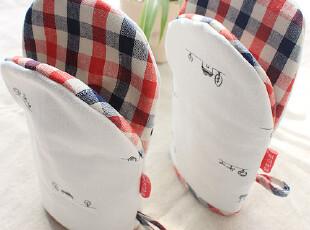 日式自然乡村系列纯棉布艺微波炉 烤箱 隔热手套,厨房工具,