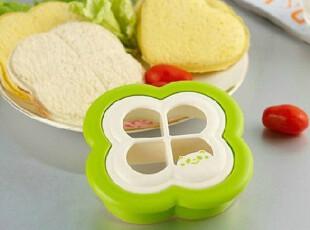 冲钻特价日本原装进口 口袋三明治模具 三明治制作器制作模具,厨房工具,