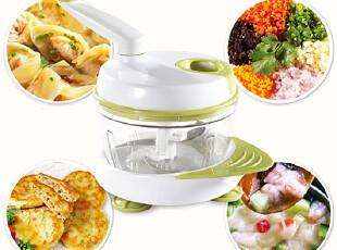 家用手动绞肉机小型手摇碎肉机厨房用品搅拌机碎菜绞馅,厨房工具,