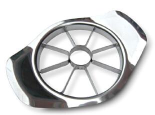 纯不锈钢切苹果器 水果分割器 厨房用品厨房工具,厨房工具,