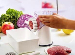 碎肉宝 家用手动碎肉机绞肉机料理搅拌机 正品包邮,厨房工具,