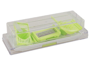 秒杀 超好用厨房双马多功能刨菜器 多功能切菜器 蔬菜处理器 2407,厨房工具,