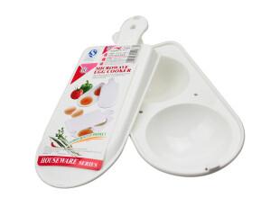 南方H优质微波炉蒸蛋器 煮蛋器 带盖 厨房实用工具0.08,厨房工具,